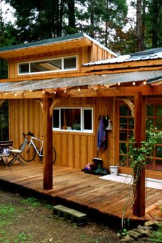This Enchanting Tiny House On Salt Spring Island Can Be Quite The Party Pad http://www.huffingtonpost.ca/2015/12/05/tiny-house-salt-spring-island-rebecca-grim_n_8690742.html