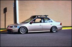 Honda Accord 2000 Jdm