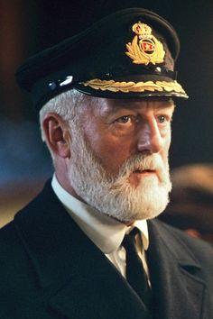 Loved Bernard Hill as Captian Smith.  Theoden!! :P