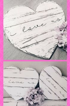 $35 Valentines day gift, rustic wood heart, Wood heart, wood heart sign, rustic home decor, wedding gift, wooden heart, farmhouse decor, heart #oybpinners #affiliate