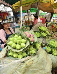 Flower market in Bangkok, Thailand. Photo: Doug Johnson