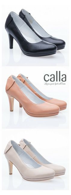 b02112cd03c7 Comfortable high heels for bunion sufferers! The Sophia shoe is produced  using the finest goats