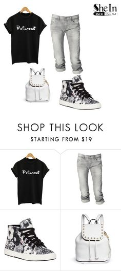 """""""Untitled #121"""" by grateful-angel ❤ liked on Polyvore featuring Citizens of Humanity, Superga and Rebecca Minkoff"""
