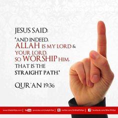 #Quran #islam #Jesus #Muslim