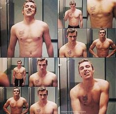 Dave Franco shirtless.. Thank you Twitter!!