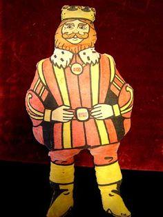 1977 Burger King doll