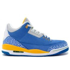 Air Jordan 3 (III) Retro - DTRT - Radiant Green - Brisk BluePro Gold gives us the new version hybrid models with air cushion, the first to sport a 'Jumpman' logo, and also first jordan created by Tinker Hatfield. Air Jordan 3, Cheap Jordan 11, Jordan 11 Bred, Cheap Jordan Shoes, Jordan Retro 3, Air Jordan Shoes, Cheap Shoes, Basket Pas Cher, Tennis