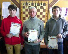 Ребриха шахматная: Блиц турнир в честь Дня защитника Отечества