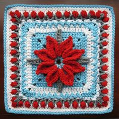 Ravelry: Floral Trellis pattern by Melissa Green