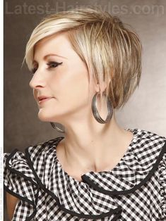 Latest Hairstyles Com Pleasing Short Hair With Bangs 26 Most Popular Hairstyles For Women In 2018