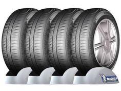 Conjunto 4 Pneus Michelin 185/70 R14 88T - Energy XM2 Green X com as melhores condições você encontra no Magazine Eraldoivanaskasj. Confira!