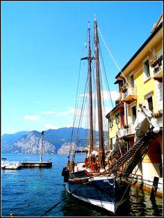 #Salo nad #JezioroGarda #LakeGarda #Garda #Lombardia #Italy #Wlochy Katarzyna Depta pracownik działu Call Center