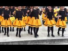 School Songs, Tiny Dancer, Zumba, Modern Dans, At Home Workouts, Cheer Skirts, Activities, Dali, Kids