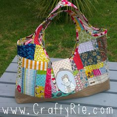 Ooh, so proud of my Tinker Tote!
