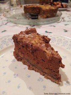 crousti moelleux poire chocolat