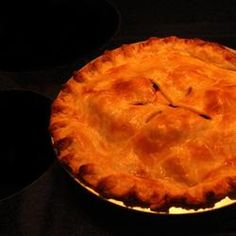 American Apple Pie Allrecipes.com, all american treat for the #FourthofJuly