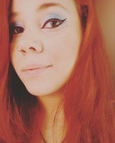 Orange hair! Feito por mim!  👱