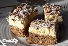 Low Carb Recipes, Healthy Recipes, Healthy Cake, Nutella, Sugar Free, Breakfast Recipes, Food And Drink, Sweets, Meals
