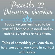 Proverbs22