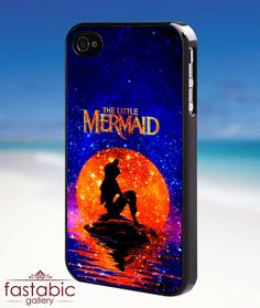 Disney The Moon Ariel The Little Mermaid     by fastabicgalerry, $15.00