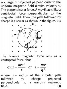 Electricity Physics, Centripetal Force, Math Vocabulary, Good Morning Texts, Magnetic Field, Magnets, Acting, Law, Science