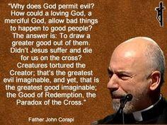 Fr. John Corapi.