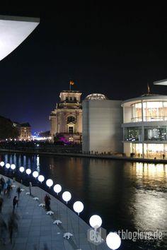 Glücksmomente an der Lichtgrenze - 25 Jahre Mauerfall by http://eatbloglove.de