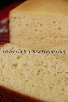 Pão de Coalhada - sem glúten