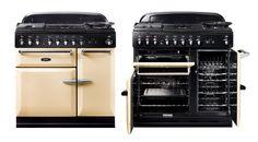 De Masterchef XL 110 ken je vast, maar heb je de Masterchef XL 90 al eens gezien? Vers van de pers en een prachtige cooker alleen dan 20 cm kleiner. Net zo flexibel en ook met multifunctionele oven.