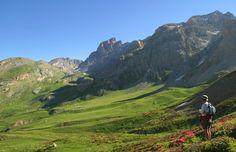 Brec de Chambeyron, Ubaye valley  southern french Alps