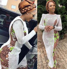 75 Edition Of - Aso Ebi Lace Style and African Print Outfits To look Super Beautiful & Trendy Best African Dresses, African Fashion Ankara, African Print Dresses, African Lace, African Attire, Aso Ebi Lace Styles, Unique Ankara Styles, Ankara Styles For Women, Latest Aso Ebi Styles
