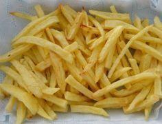 Batata frita crocante sem nenhuma gota de óleo - e tão fácil de preparar! - Ideal Receitas