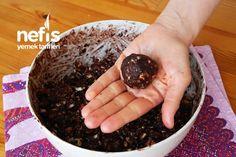 Mozaik Topları (videolu) - Nefis Yemek Tarifleri Baklava Cheesecake, Blueberry, Pudding, Desserts, Food, Pizza, Decor, Kitchens, Bakken
