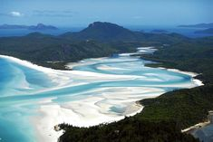 Whitsunday Island - Australia Must Do, Must See & Must Eat