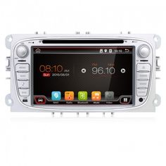 2 Din Android Car dvd gps player for Ford,car stereo radio for Mondeo,Focus,built in GPS+Wifi+Bluetooth+USB+SD Android Radio, Android 4, Ford Focus S, Fm Music, Tracking System, Car Videos, Gps Navigation, Wifi, Bluetooth