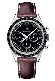 Steel Speedmaster First Omega in Space watch ($5,300) by Omega Read more: Best Watches for Men - Best Luxury Watches for Men 2012 - Esquire http://www.esquire.com/style/best-watches-for-men-working-2012#ixzz2NWPbEpMe