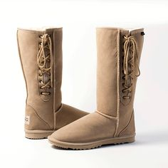 Lace Up Ugg Boots #Adelaide #Aussie #Australia