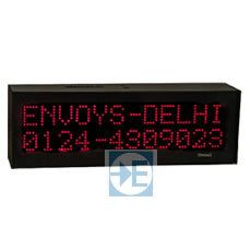 User Fare Display – Manufacture by Envoys Electronics : Envoys Electronic is pioneer in providing Road Traffic Signaling products and services in India. The firm manufactures user fare display in highly advanced test labs. The products manufactured by the firm are CE Certified complied with European Standard, making Envoys products reliable. Fore more information about our user fare display, please visit : http://envoys.net/products/?Toll-Plaza-Equipment or call us at 0124-4309020. | envoy