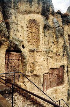 Armenia. Khachkars.