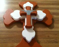 Texas Longhorns Cross