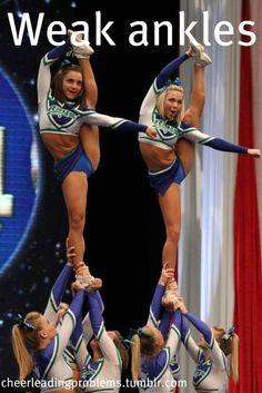 Cheerleading Problems
