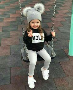 niños you can find similar pins below. We have brought the b… – Kids Fashion Toddler Girl Fall, Toddler Girl Style, Toddler Girl Outfits, Toddler Hair, Cute Kids Fashion, Little Girl Fashion, Toddler Fashion, Cute Little Girls Outfits, Girls Fall Outfits