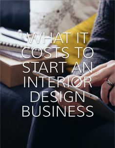 Want to know what you should be investing in to start your interior design business? I've been there and this is where I would spend my money if I could do it all over again. It would save me so much time and MONEY.