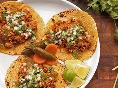 Vegan Chorizo via Serious Eats.