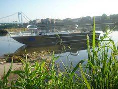 Barca pesca alluminio - Fabbrica artigianale di barche pesca in alluminio - Fondo piatto - Di barche da pesca stabile Legno - barche in alluminio - barche pesca in alluminio - barche pesca