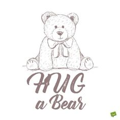National Hug a Bear Day is celebrated annually on November Below are some fun facts related to this event as well as a brief history behind the occasion. Welcome November, Teddy Bears, Some Fun, Special Day, Hug, Fun Facts, Snoopy, Facebook, History