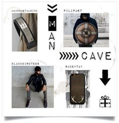 Because he deserves it Gifts For Him, Gifts For Women, Top Blogs, Man Cave, Romantic, Wild Things, Polyvore, Leather, Stuff To Buy