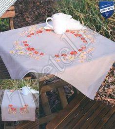 PN-0145199 - Маки и цветы ванили