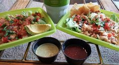 Del Taco's New Handcrafted Ensaladas & Giveaway Best Party Dip, Party Dips, Del Taco, Tacos, Taco Salads, Game Day Food, Fabulous Foods, Fall Recipes, Meal Prep