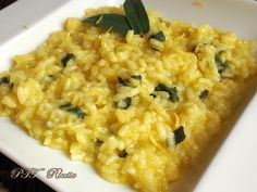 Risotto limone, salvia e zenzero 9 Sin Gluten, Couscous, Quinoa, How To Cook Artichoke, Cooking Jasmine Rice, Italy Food, Food Fantasy, Cooking Recipes, Healthy Recipes